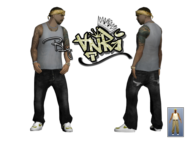 Mega SkinPack HD Skins - By Anry Lsv2