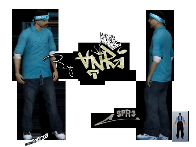 Mega SkinPack HD Skins - By Anry Sfr3