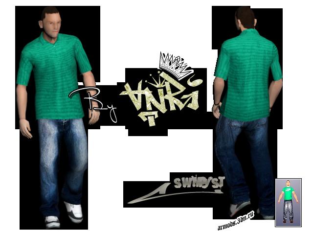 Mega SkinPack HD Skins - By Anry Swmyst